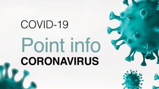 info coronavirus point information en direct espace francilien du rachis docteur raphael jameson docteur mayalen lamerain